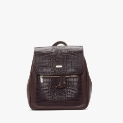 Kожаный рюкзак R40418TB _1XB